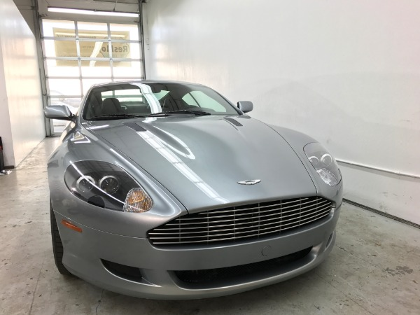 Used 2005 Aston Martin DB9 Used 2005 Aston Martin DB9 for sale Sold at Response Motors in Mountain View CA 10