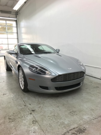 Used 2005 Aston Martin DB9 Used 2005 Aston Martin DB9 for sale Sold at Response Motors in Mountain View CA 2