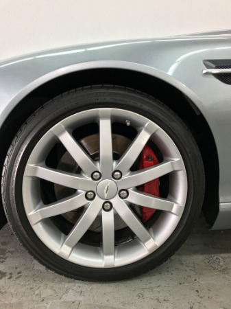 Used 2005 Aston Martin DB9 Used 2005 Aston Martin DB9 for sale Sold at Response Motors in Mountain View CA 20