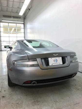Used 2005 Aston Martin DB9 Used 2005 Aston Martin DB9 for sale Sold at Response Motors in Mountain View CA 4