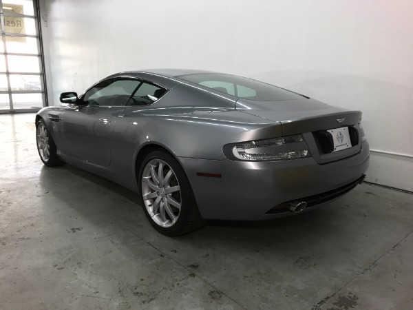 Used 2005 Aston Martin DB9 Used 2005 Aston Martin DB9 for sale Sold at Response Motors in Mountain View CA 5