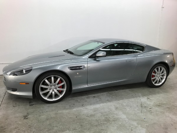 Used 2005 Aston Martin DB9 Used 2005 Aston Martin DB9 for sale Sold at Response Motors in Mountain View CA 9