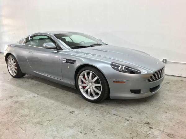 Used 2005 Aston Martin DB9 Used 2005 Aston Martin DB9 for sale Sold at Response Motors in Mountain View CA 1