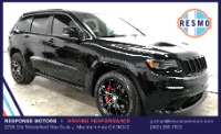 Used 2015 Jeep Grand Cherokee SRT Used 2015 Jeep Grand Cherokee SRT for sale Sold at Response Motors in Mountain View CA 2