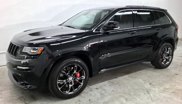 Used 2015 Jeep Grand Cherokee SRT Used 2015 Jeep Grand Cherokee SRT for sale Sold at Response Motors in Mountain View CA 8