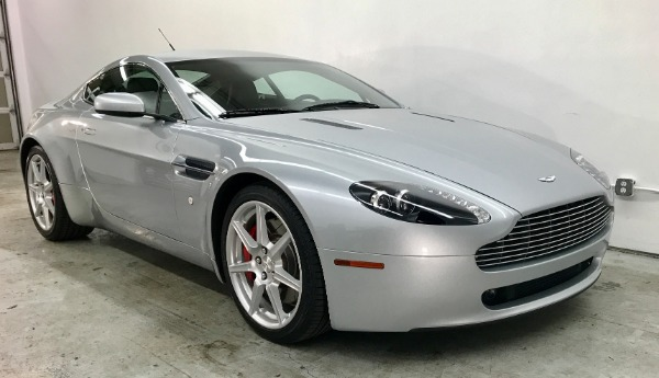 Used 2007 Aston Martin V8 Vantage Used 2007 Aston Martin V8 Vantage for sale Sold at Response Motors in Mountain View CA 3