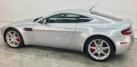 Used 2007 Aston Martin V8 Vantage Used 2007 Aston Martin V8 Vantage for sale Sold at Response Motors in Mountain View CA 6