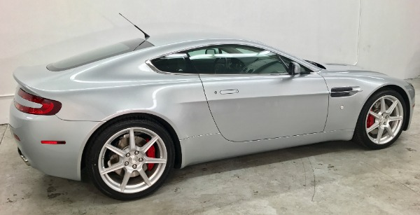 Used 2007 Aston Martin V8 Vantage Used 2007 Aston Martin V8 Vantage for sale Sold at Response Motors in Mountain View CA 9