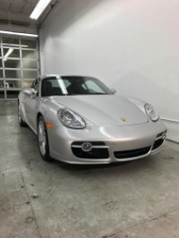 Used 2007 Porsche Cayman S Used 2007 Porsche Cayman S for sale Sold at Response Motors in Mountain View CA 10
