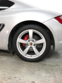 Used 2007 Porsche Cayman S Used 2007 Porsche Cayman S for sale Sold at Response Motors in Mountain View CA 19