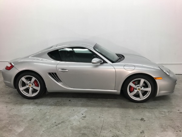 Used 2007 Porsche Cayman S Used 2007 Porsche Cayman S for sale Sold at Response Motors in Mountain View CA 4