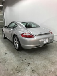 Used 2007 Porsche Cayman S Used 2007 Porsche Cayman S for sale Sold at Response Motors in Mountain View CA 7