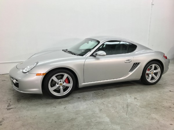 Used 2007 Porsche Cayman S Used 2007 Porsche Cayman S for sale Sold at Response Motors in Mountain View CA 9