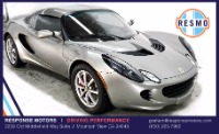 Used 2005 Lotus Elise Used 2005 Lotus Elise for sale Sold at Response Motors in Mountain View CA 2