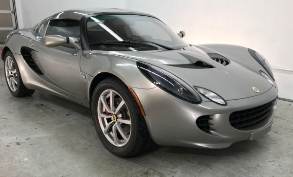 Used 2005 Lotus Elise Used 2005 Lotus Elise for sale Sold at Response Motors in Mountain View CA 3