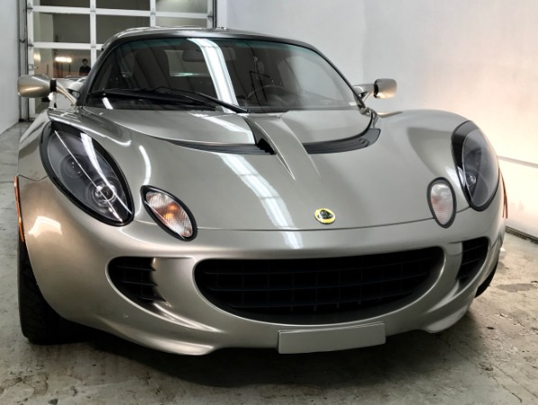 Used 2005 Lotus Elise Used 2005 Lotus Elise for sale Sold at Response Motors in Mountain View CA 4