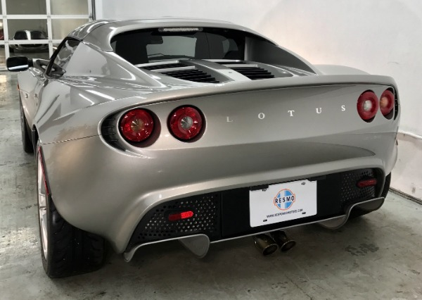 Used 2005 Lotus Elise Used 2005 Lotus Elise for sale Sold at Response Motors in Mountain View CA 7