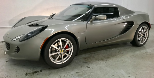 Used 2005 Lotus Elise Used 2005 Lotus Elise for sale Sold at Response Motors in Mountain View CA 9