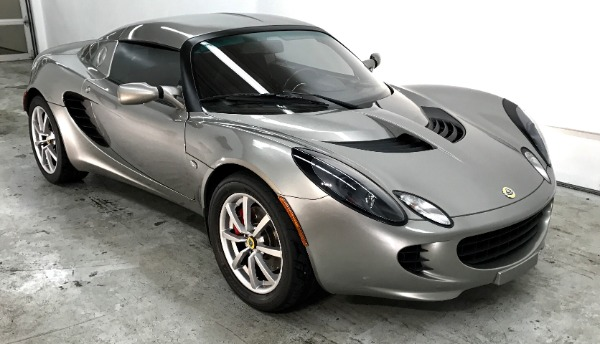 Used 2005 Lotus Elise Used 2005 Lotus Elise for sale Sold at Response Motors in Mountain View CA 1