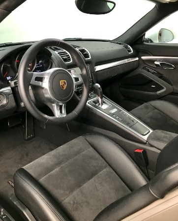 Used 2016 Porsche Cayman GTS GTS Used 2016 Porsche Cayman GTS GTS for sale Sold at Response Motors in Mountain View CA 14
