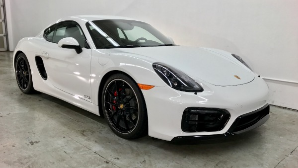 Used 2016 Porsche Cayman GTS GTS Used 2016 Porsche Cayman GTS GTS for sale Sold at Response Motors in Mountain View CA 3