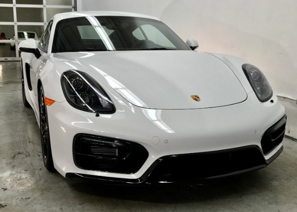 Used 2016 Porsche Cayman GTS GTS Used 2016 Porsche Cayman GTS GTS for sale Sold at Response Motors in Mountain View CA 4