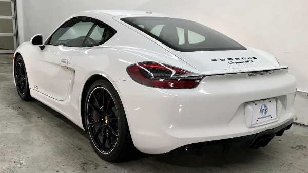 Used 2016 Porsche Cayman GTS GTS Used 2016 Porsche Cayman GTS GTS for sale Sold at Response Motors in Mountain View CA 7