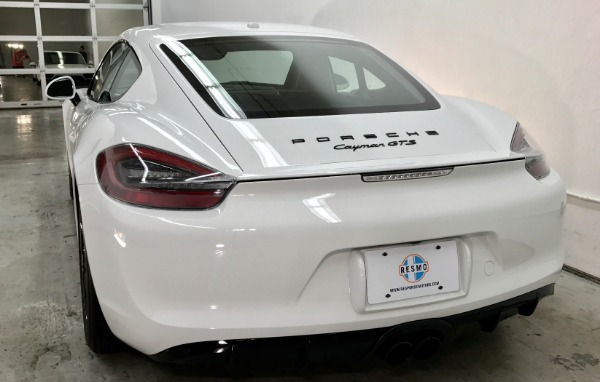 Used 2016 Porsche Cayman GTS GTS Used 2016 Porsche Cayman GTS GTS for sale Sold at Response Motors in Mountain View CA 8