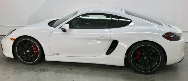 Used 2016 Porsche Cayman GTS GTS Used 2016 Porsche Cayman GTS GTS for sale Sold at Response Motors in Mountain View CA 9