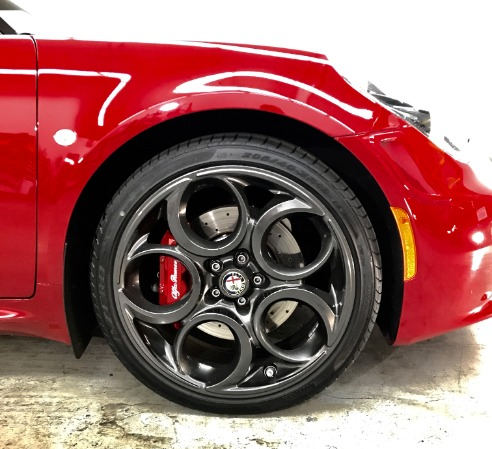 Used 2015 Alfa Romeo 4C Launch Edition Used 2015 Alfa Romeo 4C Launch Edition for sale Sold at Response Motors in Mountain View CA 10