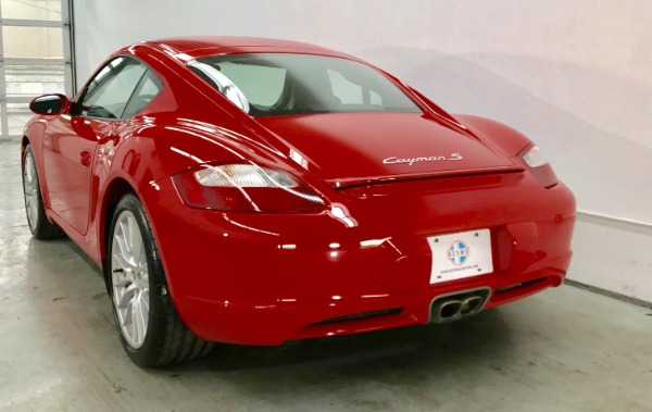 Used 2006 Porsche Cayman S Used 2006 Porsche Cayman S for sale Sold at Response Motors in Mountain View CA 5