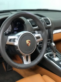 Used 2013 Porsche Boxster S Used 2013 Porsche Boxster S for sale Sold at Response Motors in Mountain View CA 17