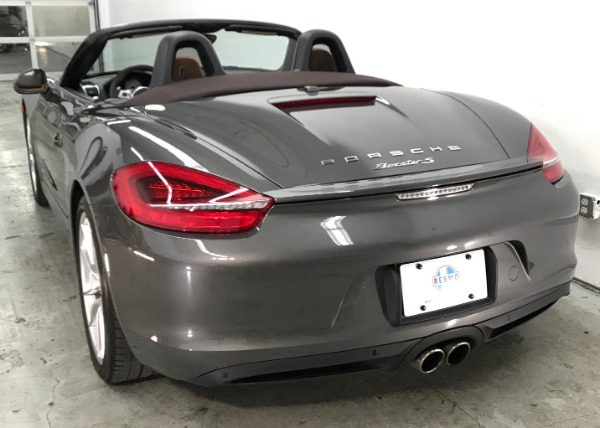 Used 2013 Porsche Boxster S Used 2013 Porsche Boxster S for sale Sold at Response Motors in Mountain View CA 5