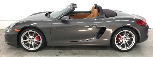 Used 2013 Porsche Boxster S Used 2013 Porsche Boxster S for sale Sold at Response Motors in Mountain View CA 6