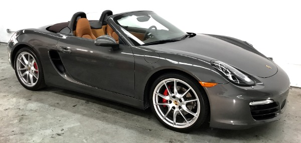 Used 2013 Porsche Boxster S Used 2013 Porsche Boxster S for sale Sold at Response Motors in Mountain View CA 1