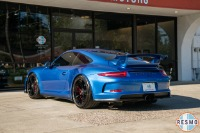 Used 2015 Porsche 911 GT3 Used 2015 Porsche 911 GT3 for sale Sold at Response Motors in Mountain View CA 11