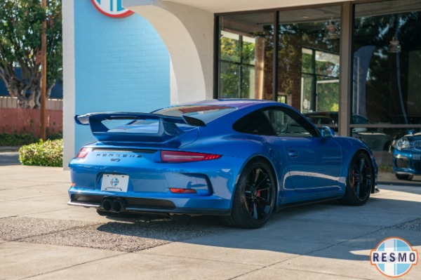 Used 2015 Porsche 911 GT3 Used 2015 Porsche 911 GT3 for sale Sold at Response Motors in Mountain View CA 13