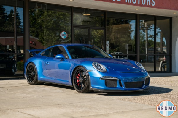 Used 2015 Porsche 911 GT3 Used 2015 Porsche 911 GT3 for sale Sold at Response Motors in Mountain View CA 2