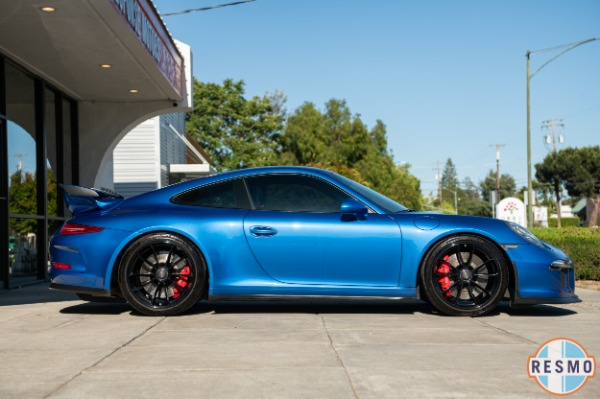 Used 2015 Porsche 911 GT3 Used 2015 Porsche 911 GT3 for sale Sold at Response Motors in Mountain View CA 3