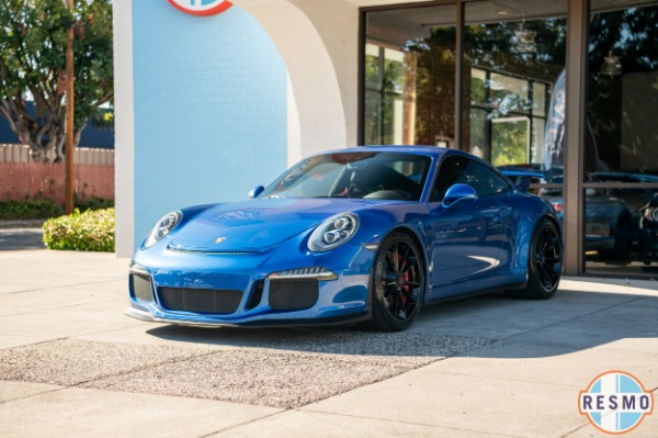 Used 2015 Porsche 911 GT3 Used 2015 Porsche 911 GT3 for sale Sold at Response Motors in Mountain View CA 7