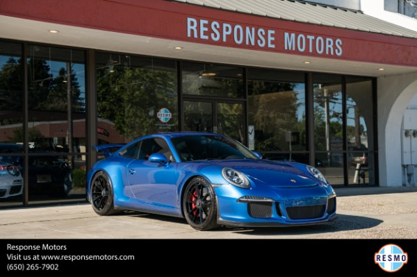 Used 2015 Porsche 911 GT3 for sale $149,999 at Response Motors in Mountain View CA