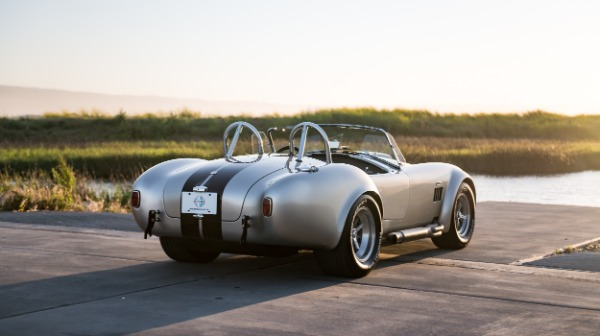 Used 1965 Superformance Cobra Used 1965 Superformance Cobra for sale Sold at Response Motors in Mountain View CA 42