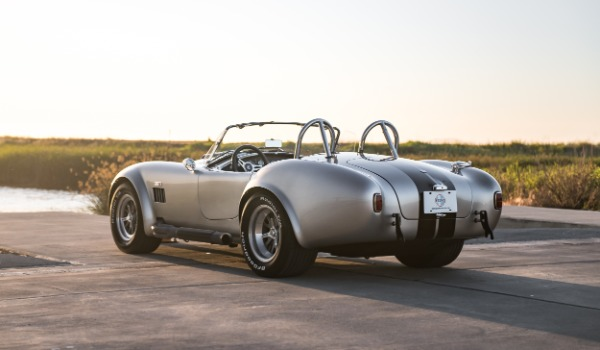 Used 1965 Superformance Cobra Used 1965 Superformance Cobra for sale Sold at Response Motors in Mountain View CA 47