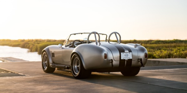 Used 1965 Superformance Cobra Used 1965 Superformance Cobra for sale Sold at Response Motors in Mountain View CA 49