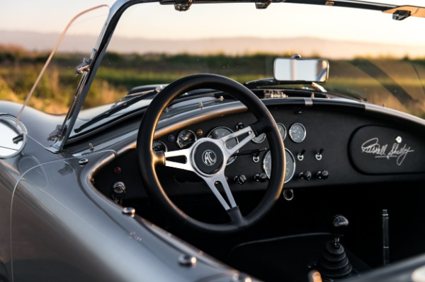 Used 1965 Superformance Cobra Used 1965 Superformance Cobra for sale Sold at Response Motors in Mountain View CA 72