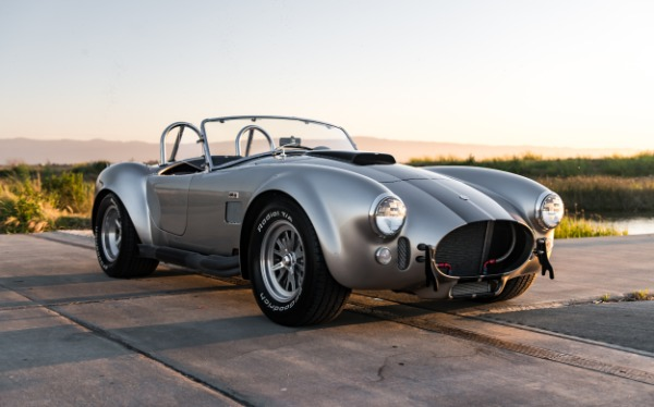 Used 1965 Superformance Cobra Used 1965 Superformance Cobra for sale Sold at Response Motors in Mountain View CA 74