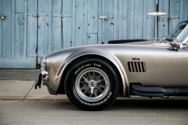 Used 1965 Superformance Cobra Used 1965 Superformance Cobra for sale Sold at Response Motors in Mountain View CA 78