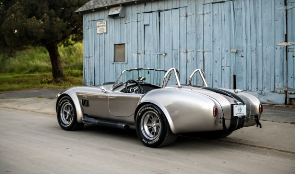 Used 1965 Superformance Cobra Used 1965 Superformance Cobra for sale Sold at Response Motors in Mountain View CA 80