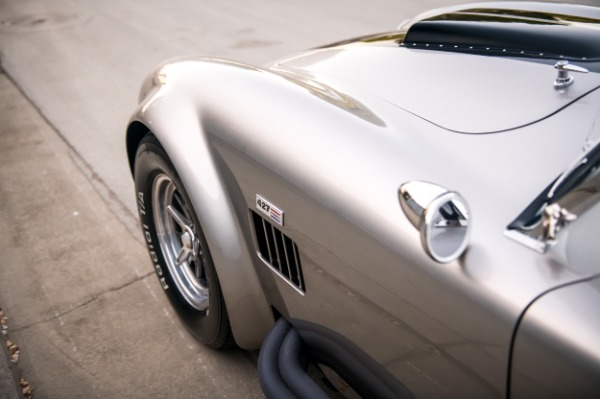 Used 1965 Superformance Cobra Used 1965 Superformance Cobra for sale Sold at Response Motors in Mountain View CA 95