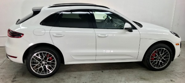 Used 2015 Porsche Macan Turbo Turbo Used 2015 Porsche Macan Turbo Turbo for sale Sold at Response Motors in Mountain View CA 3